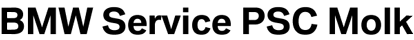 BMW SERVICE, PSC Molk d.o.o. Logo